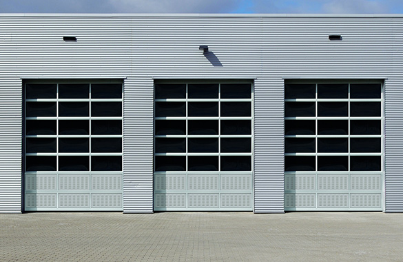 Commercial aluminum garage doors houston austin tx abc doors amarr 3502 amarr 3552 louvered planetlyrics Image collections