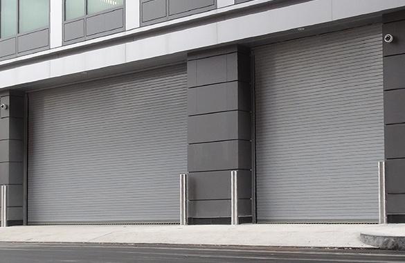 Rolling Sheet Garage Doors Houston Austin Tx Abc Doors