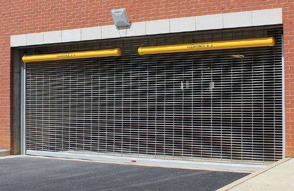 Cornell Iron Works Commercial Overhead Doors Closure Products & cornell rolling steel doors - Door Design Ideas pezcame.com