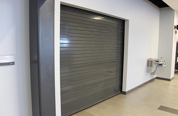 Commercial Rolling Steel Door : Rolling steel doors austin houston tx abc