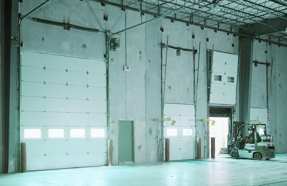 Commercial Sectional Garage Doors Houston Austin Tx