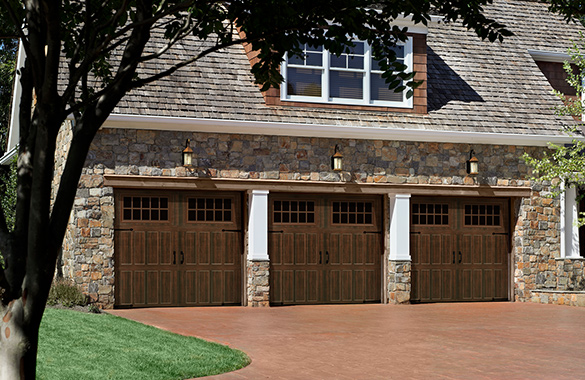 Steel carriage house doors houston austin tx abc doors for Abc garage doors houston