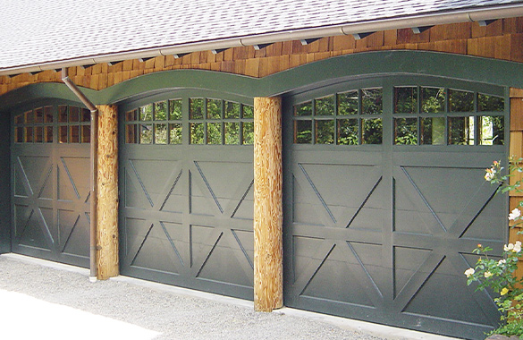 Wood Carriage House